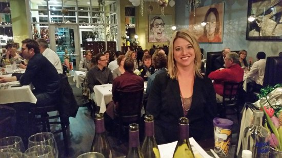 Weston, WI: One of Tastings We do monthly pairings of either Wine Beer of Whiskey