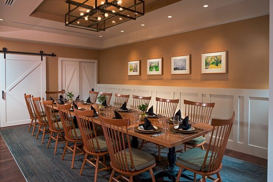 Swarthmore, PA: Private dining space