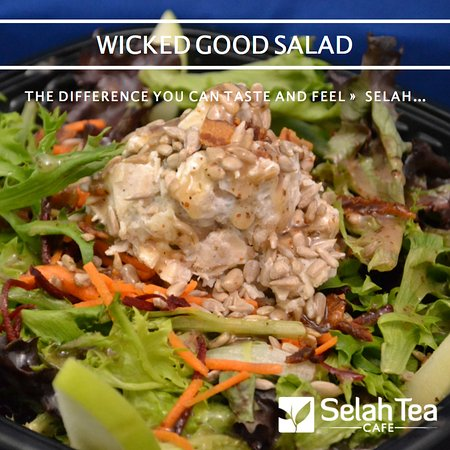 Waterville, ME: Wicked Good Salad