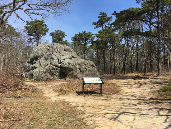 Eastham, MA: Doane Rock