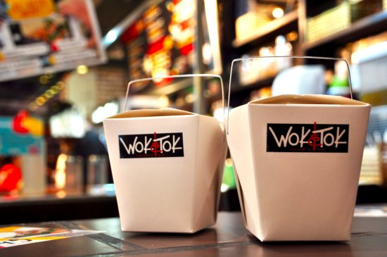 Wok & Tok: Takeout And Delivery