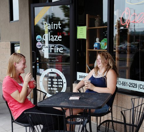 Overland Park, KS: Enjoy espresso drinks, smoothies, chai tea & MORE!