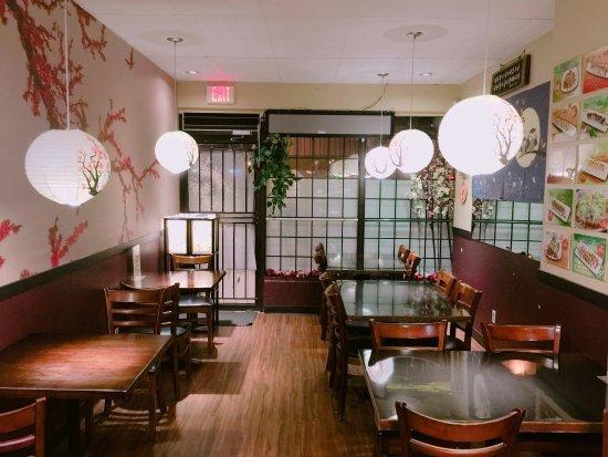 แอบบอตส์ฟอร์ด, แคนาดา: Nikko Japanese Restaurant