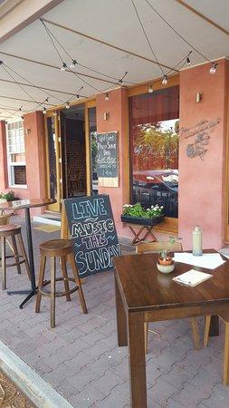 Glenelg, Australia: Mestizo's outdoor