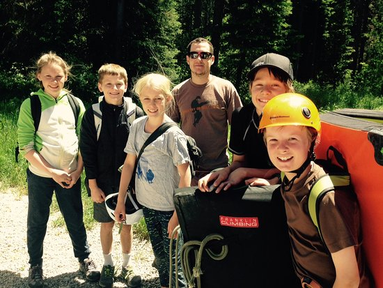 Driggs, ID: kids summer camp!