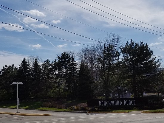 ‪‪Beachwood‬, ‪Ohio‬: entrance‬