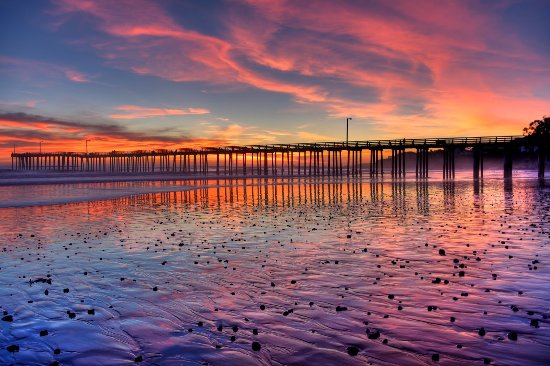 Just your typical Cayucos Sunset