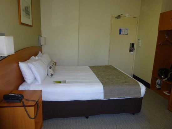 Mercure Welcome Melbourne: Room 1233