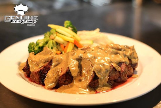 DeBary, FL: Steak Diane