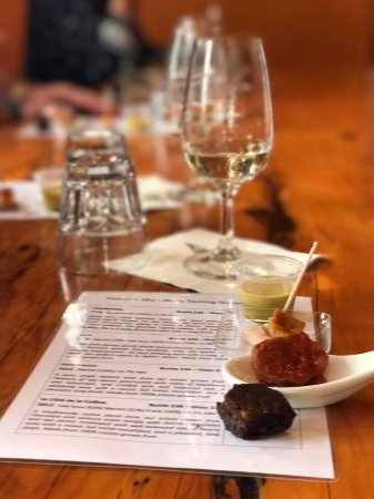 Waiheke Island, New Zealand: Wine Tasting with Matching Food