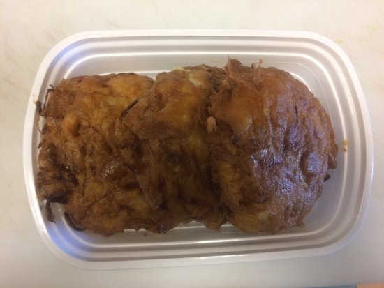Monson, MA: Chicken Egg Foo Young