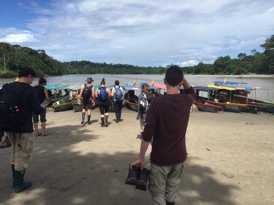 Shiripuno Amazon Lodge : photo6.jpg