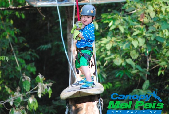 Canopy del Pacifico Mal Pais Kid canopy surf  sc 1 st  TripAdvisor & Kid canopy surf - Picture of Canopy del Pacifico Mal Pais Mal ...