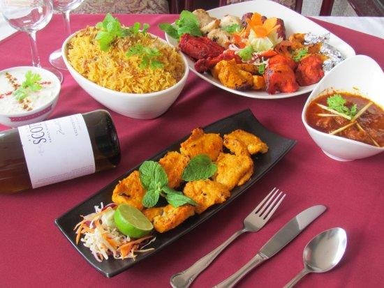 Omar Shariff Authentic Indian Cuisine: Omar Shariff Kebab & Briyani