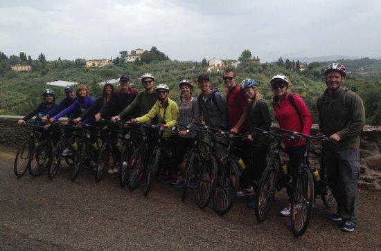 Visite de la Toscane en vélo avec...