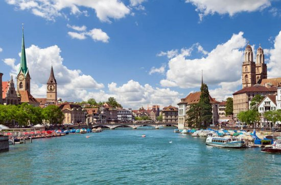 4-Hour Private Zurich City Tour