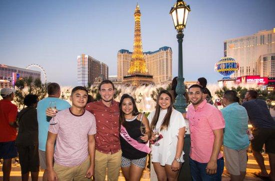 Las Vegas Strip by SUV Stretch Limo...