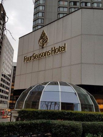 溫哥華四季酒店照片