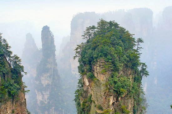 Private Day Trip to Zhangjiajie...