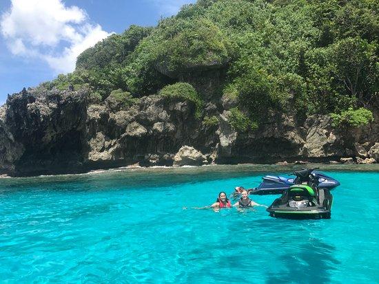 Guam Jet Ski: take a dip in!