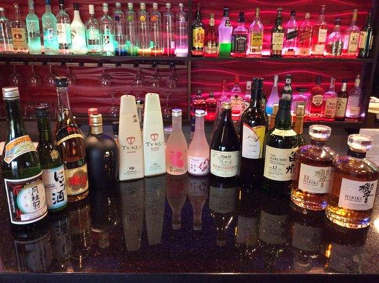 Ocean Springs, MS: Full Bar, wine, and more