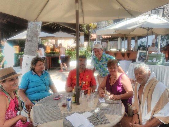 Costa Sur Resort & Spa: Sumamente agradable la estancia, nos hicieron sentir como en casa, el servicio de Rafa y Sol exc