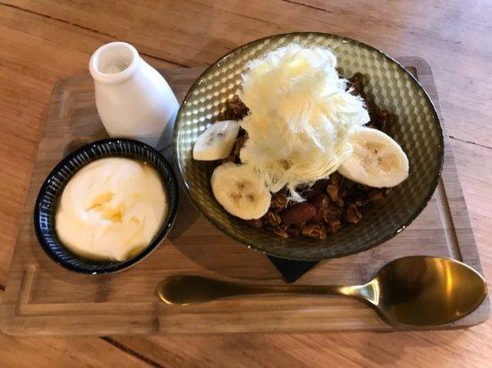 Aldgate, Australia: Goldilock's granola