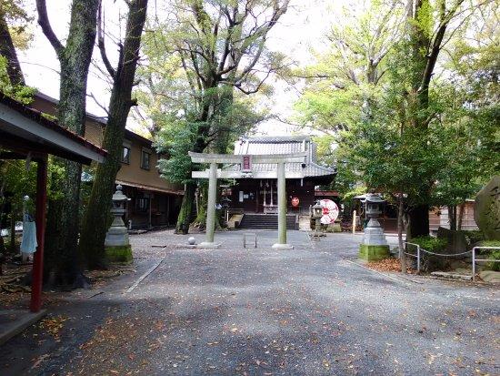 Uomachi Inari Shrine