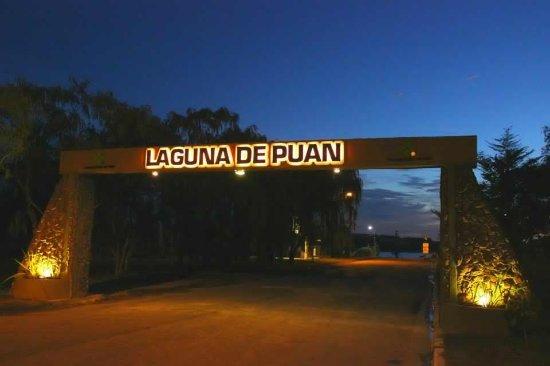 Puan, الأرجنتين: Laguna de Puan