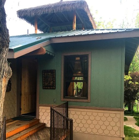 Cornville, AZ: Tiki Treehouse
