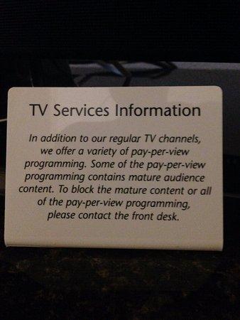 Ridgecrest, CA: TV services information