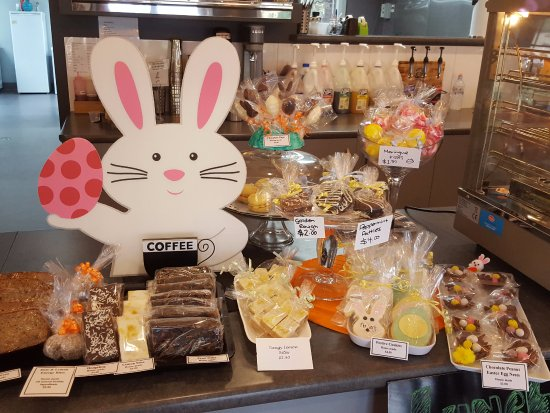 "Easter was a big success at ""Watts in BundalongCafe"""