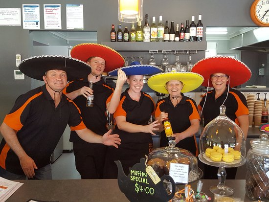 Bundalong, Australia: Our all you can eat Mexican Buffets have been a real hit