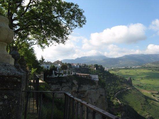 El Tajo - Ronda - Málaga