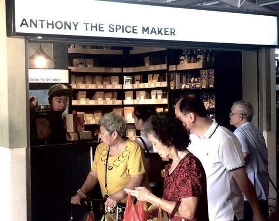 ‪Anthony The Spice Maker‬