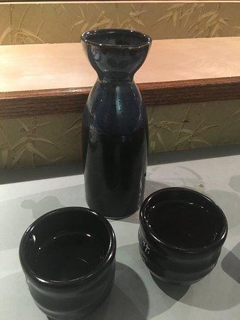 Saratoga, CA: Sake