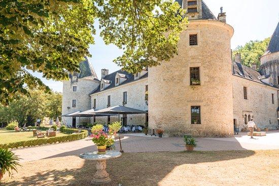 Condat-sur-Vezere, Francia: exterieur
