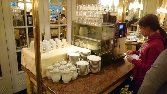 Wyndham Grand Bad Reichenhall Axelmannstein: Morning breakfast
