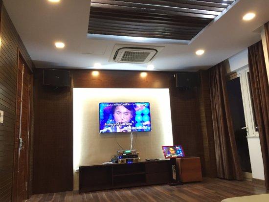 Thanh Hoa, Vietnam: Phòng Karaoke