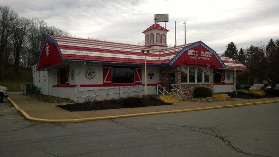DuBois, Pensilvania: Outside