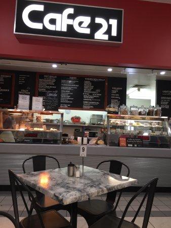 Australind, Australië: Cafe 21