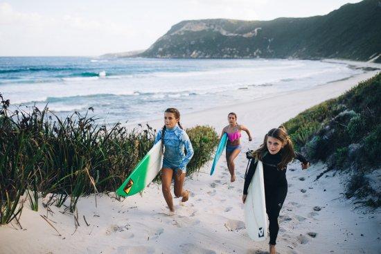 Parry Beach Breaks