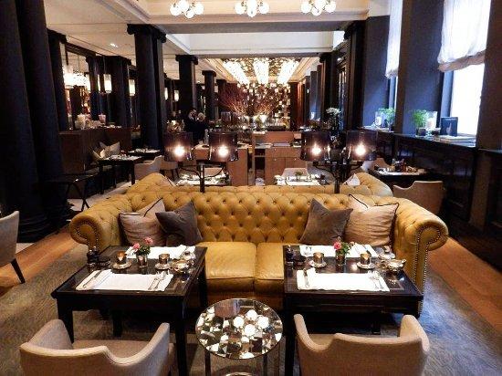 ローズウッドホテル、Rosewood London, アフタヌーンティー、ミラールーム、ロンドン