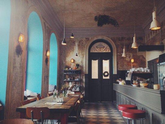 Cafe Letka Prague Holesovice Restaurant Reviews Photos Phone Number Tripadvisor