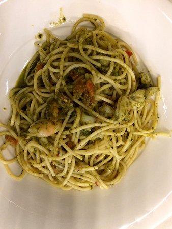 Lane Cove, Australia: Siciliana pasta