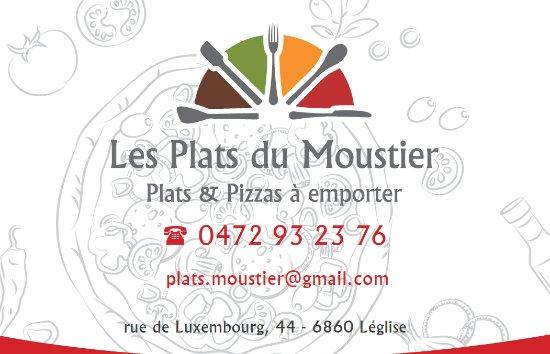 Leglise, بلجيكا: Logo