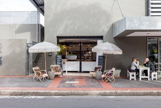 Willoughby, Australia: VA espresso