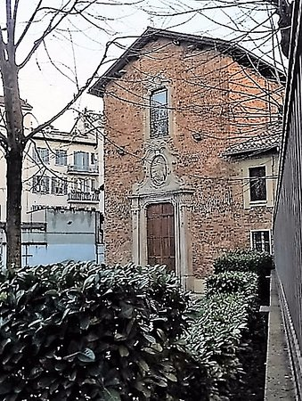 Chiesa dei Santi Giovanni Battista e Carlo al Fopponino