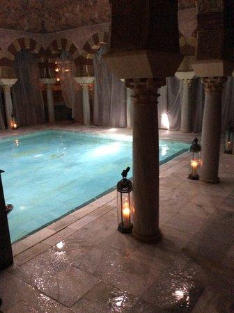 Sala templada picture of hammam al andalus banos arabes cordoba tripadvisor - Hammam al andalus banos arabes ...