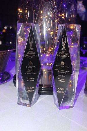 Coolum Beach, Australia: 2017 Winners of Best Club Sunshine Coast and Best Dining QLD :)